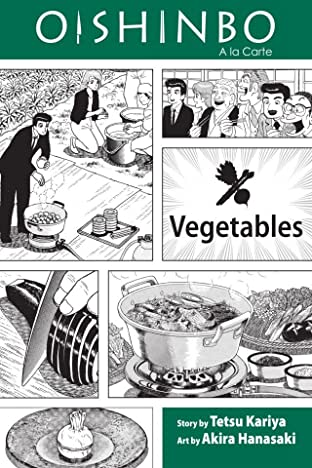 Oishinbo: Vegetables Vol. 5