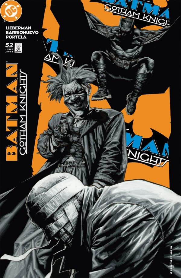 Batman: Gotham Knights #52