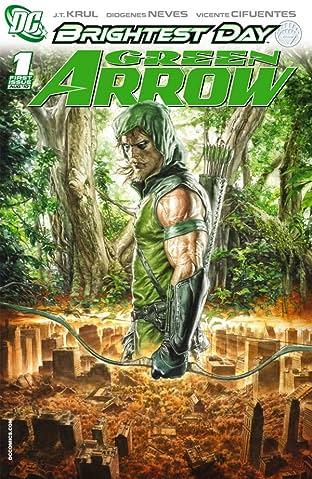 Green Arrow (2010-2011) No.1