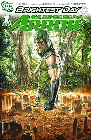 Green Arrow (2010-2011) #1