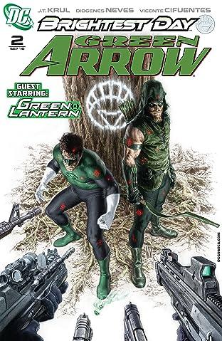 Green Arrow (2010-2011) No.2