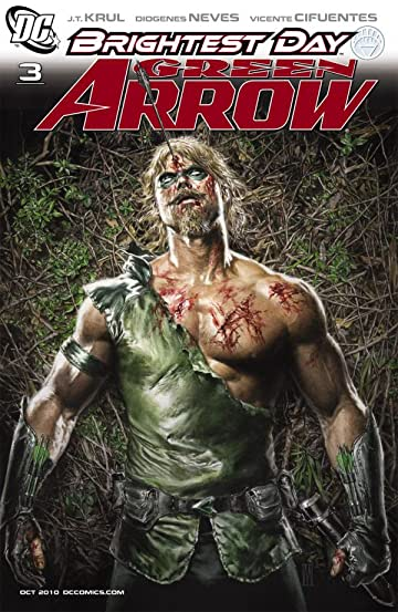 Green Arrow (2010-2011) #3