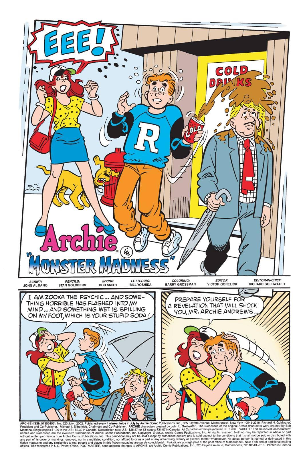 Archie #523
