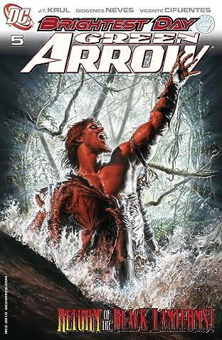 Green Arrow (2010-2011) No.5