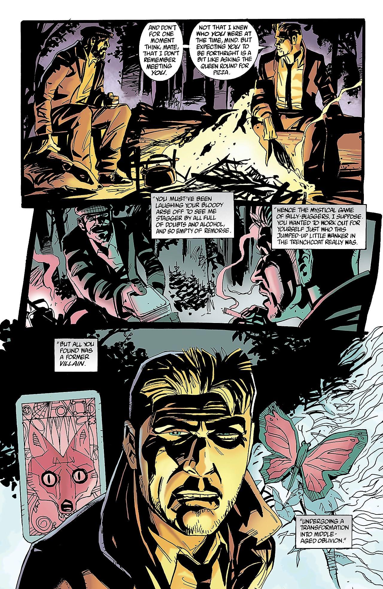 Hellblazer #128