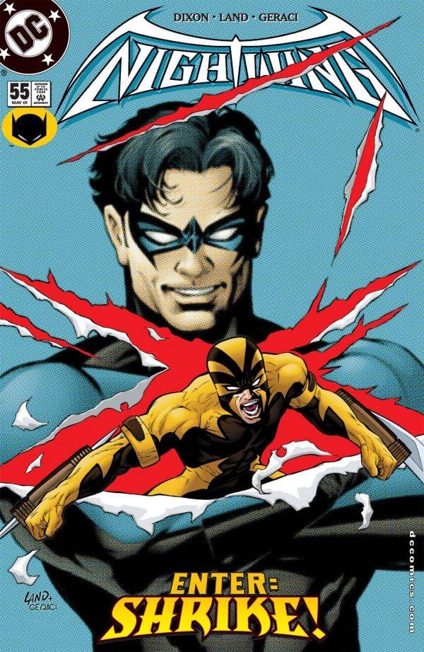 Nightwing (1996-2009) #55