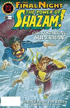 The Power of Shazam (1995-1999) #20