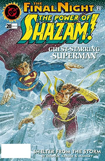 The Power of Shazam (1995-1999) #20