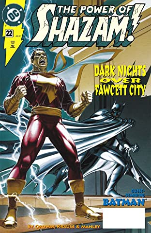 The Power of Shazam (1995-1999) #22