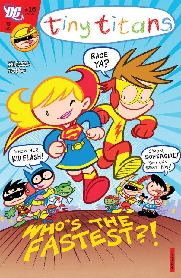 Tiny Titans #16