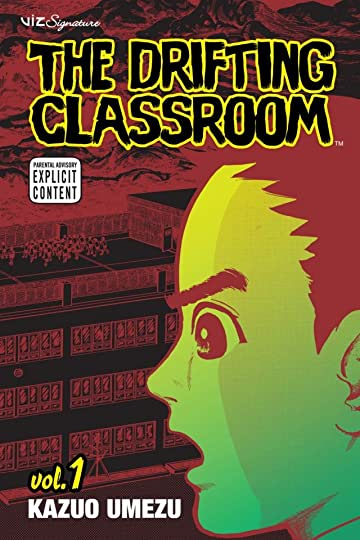 Image result for the drifting classroom vol 1
