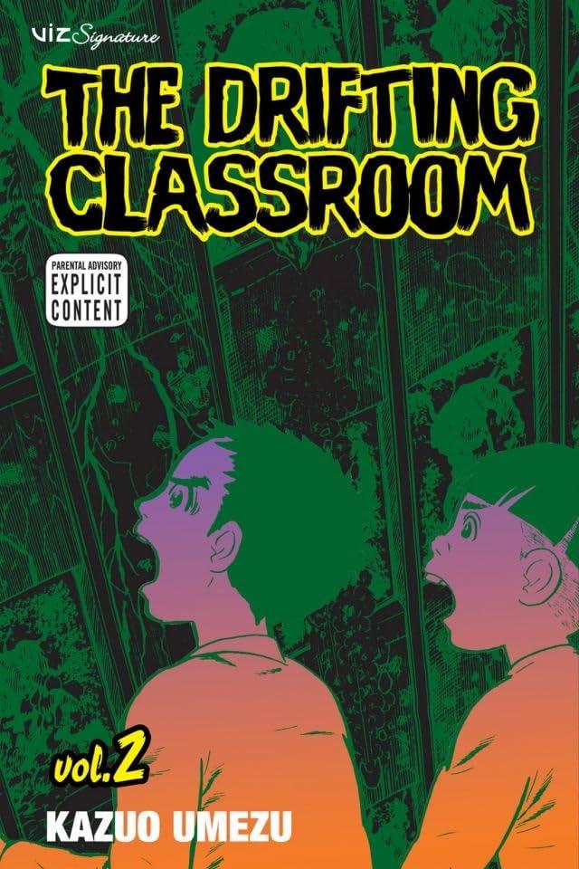 The Drifting Classroom Vol. 2