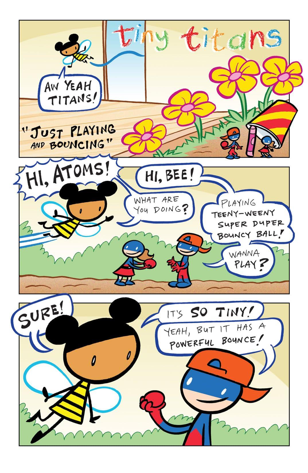 Tiny Titans #22