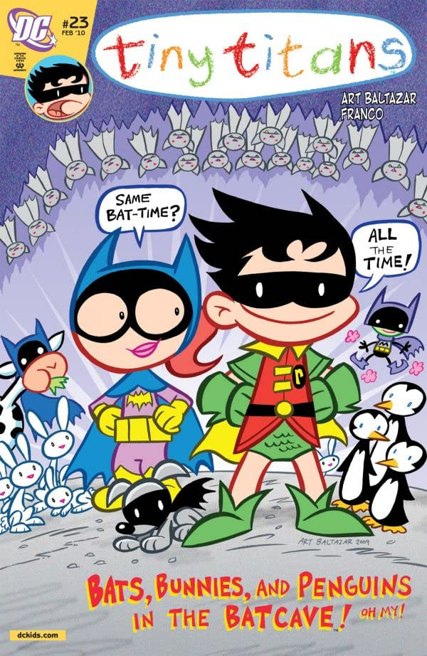Tiny Titans #23