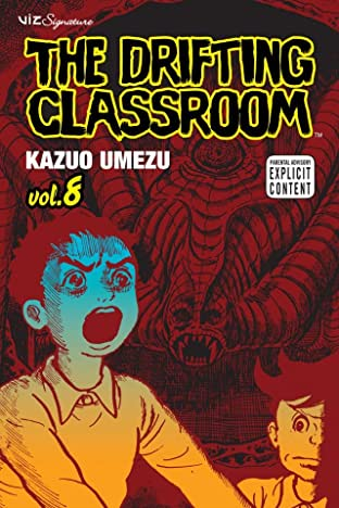 The Drifting Classroom Vol. 8