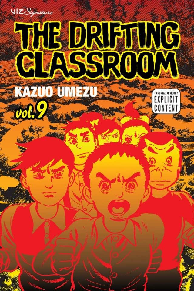 The Drifting Classroom Vol. 9