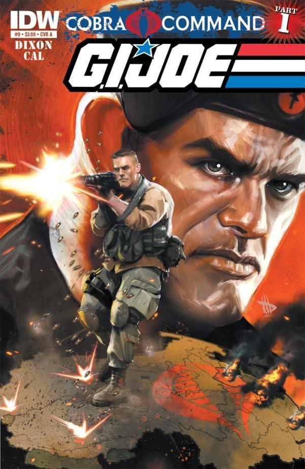 G.I. Joe (2011-2013) #9
