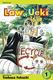 The Law of Ueki Vol. 1