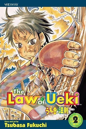 The Law of Ueki Vol. 2