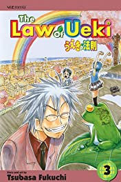 The Law of Ueki Vol. 3