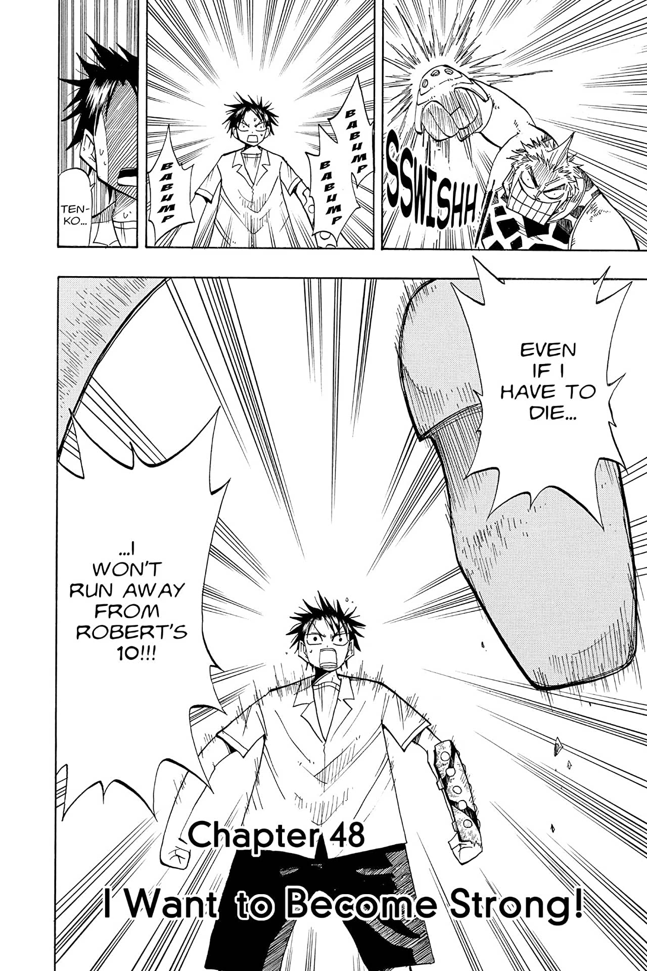 The Law of Ueki Vol. 6