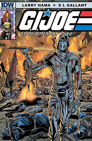 G.I. Joe: A Real American Hero No.174
