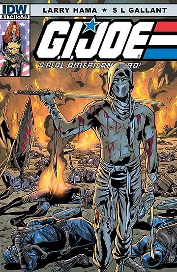 G.I. Joe: A Real American Hero No.174