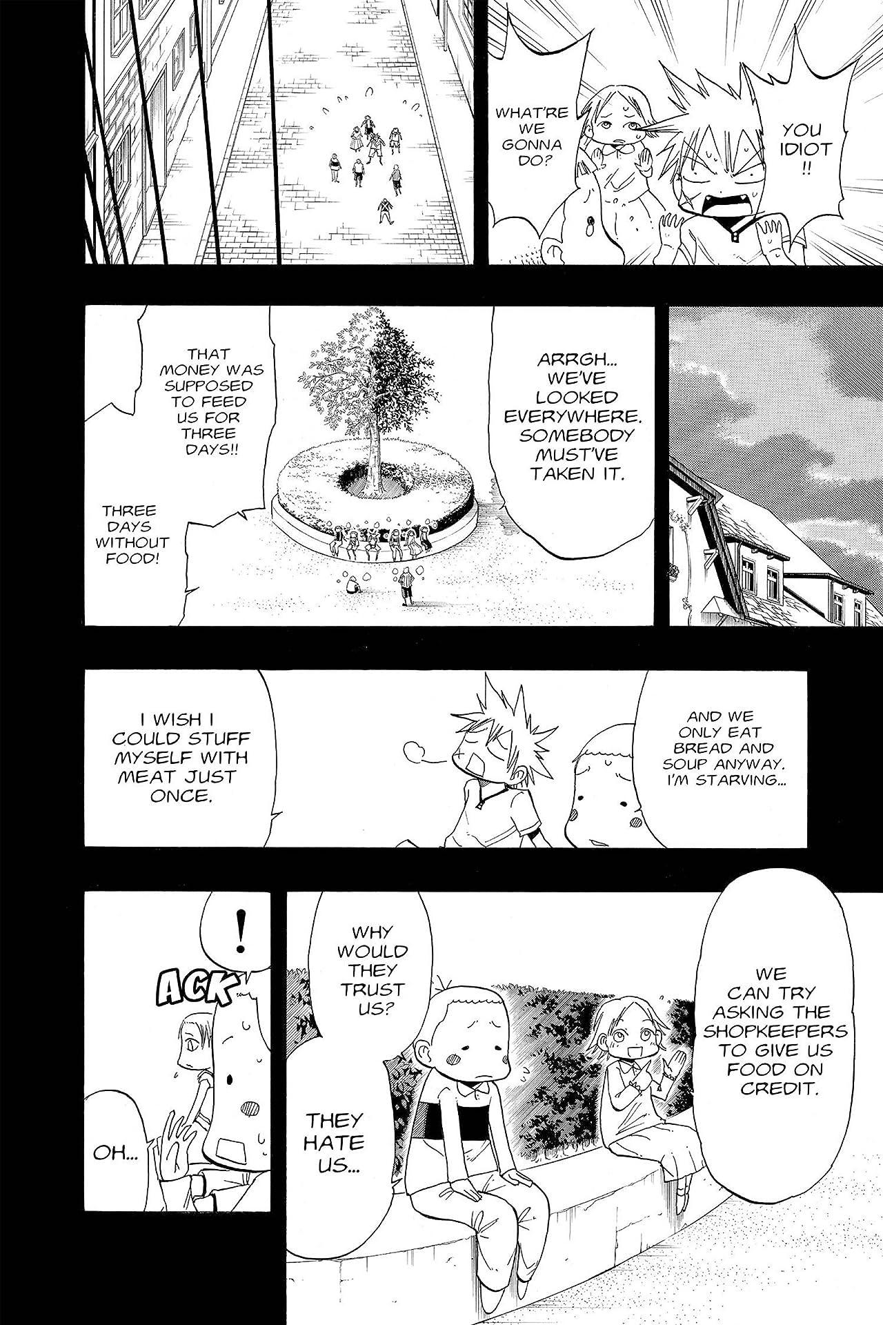 The Law of Ueki Vol. 9