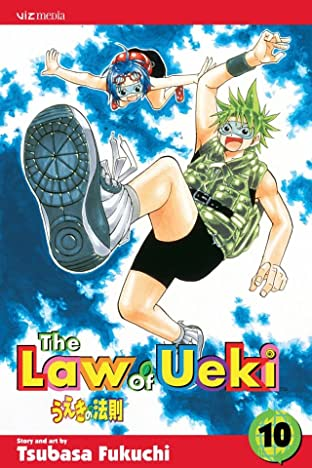 The Law of Ueki Vol. 10