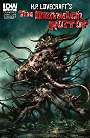 HP Lovecraft: The Dunwich Horror No.4 (sur 4)