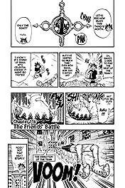 The Law of Ueki Vol. 13