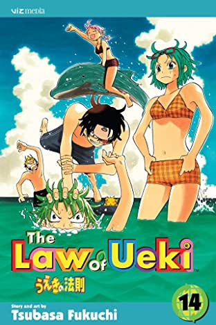 The Law of Ueki Vol. 14