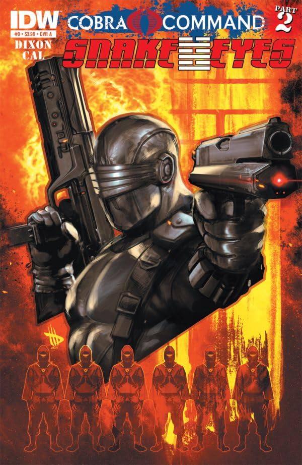G.I. Joe: Snake Eyes (2011-2013) #9