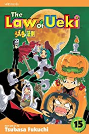 The Law of Ueki Vol. 15