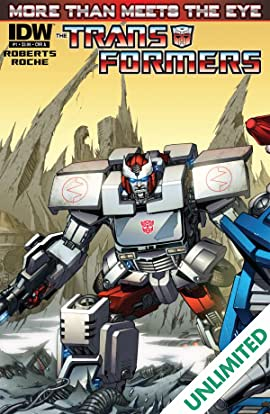Transformers: More Than Meets the Eye (2011-2016) #1