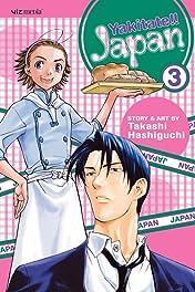 Yakitate!!  Japan Vol. 3