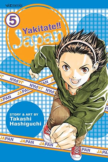 Yakitate!!  Japan Vol. 5
