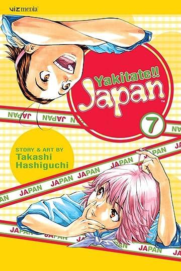 Yakitate!!  Japan Vol. 7