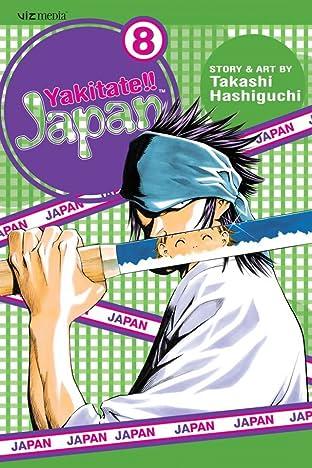 Yakitate!!  Japan Vol. 8