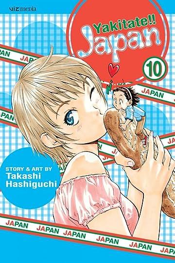 Yakitate!!  Japan Vol. 10