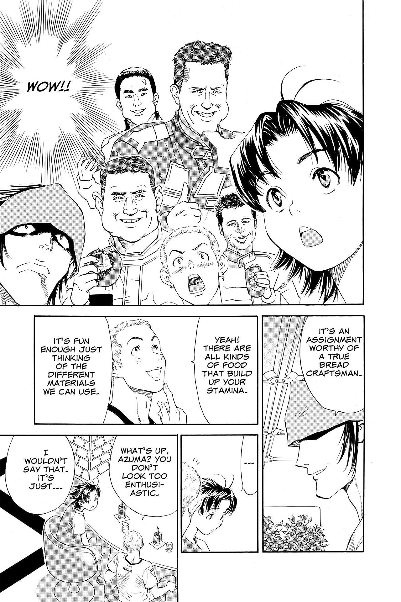 Yakitate!!  Japan Vol. 11