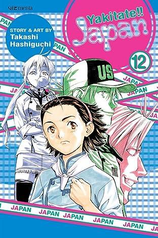Yakitate!!  Japan Vol. 12