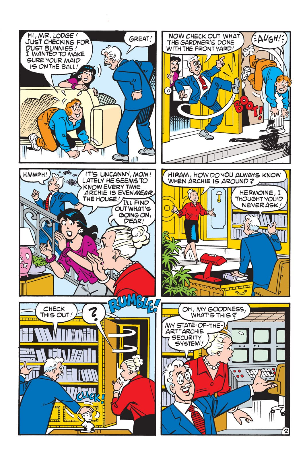 Archie #529