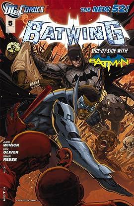Batwing (2011-2014) #5
