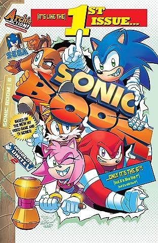 Sonic Boom #6