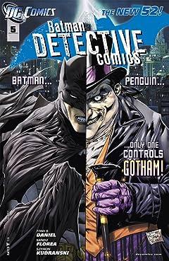 Detective Comics (2011-2016) #5
