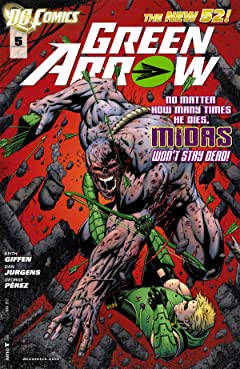 Green Arrow (2011-2016) #5