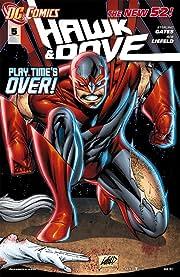 Hawk and Dove (2011-2012) #5