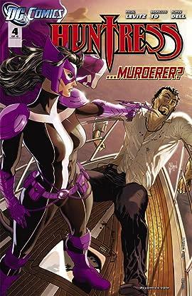 Huntress (2011-2012) #4 (of 6)