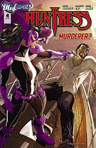 Huntress (2011-2012) #4 (of 6)